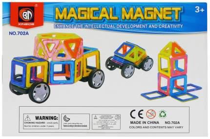 Конструктор магнитный «Магический магнит», 40 деталей Xinbida