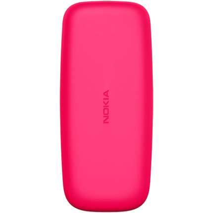 Мобильный телефон Nokia 105SS (ТА-1203 P) Pink