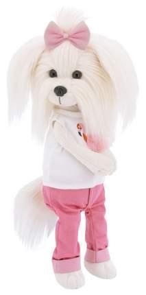 Мягкая игрушка Lucky Mimi «Цвет настроения фламинго», 25 см Orange