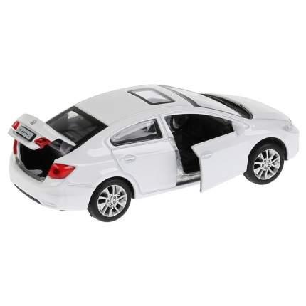 Машинка Технопарк Honda Civic инерционная 12см