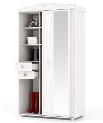 Шкаф-купе Мебельный Двор Онега ШК-К белый 120х60х224