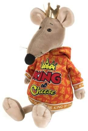 """Мягкая игрушка """"Крыс Крис в красной толстовке"""", 27 см"""