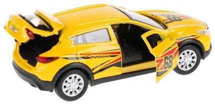 """Машина инерционная """"Infiniti QX30. Спорт"""", 12 см"""