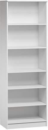 Шкаф книжный Divan.ru Цезарь 38х68х200, белый