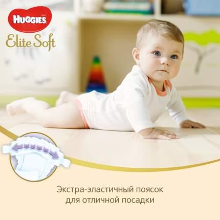 Подгузники Huggies Elite Soft 4 (8-14 кг), 19 шт.