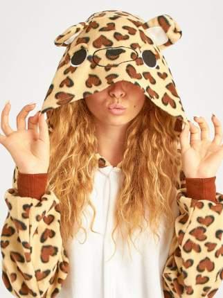 Кигуруми BearWear «Леопард» M