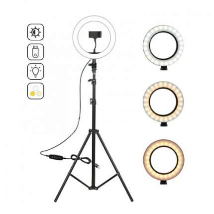 Кольцевая лампа NoBrand filling lamp Beauty live ring light M-45