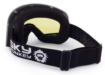 Горнолыжная маска Sky Monkey SR44 GR 2019 black
