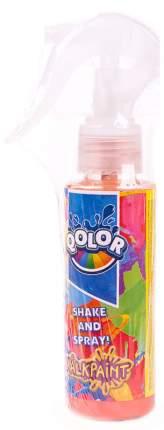 Набор для рисования Five Stars Краски меловые Qolor балончик 80 мл