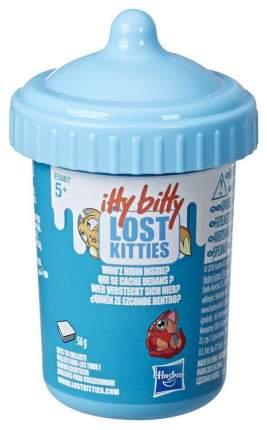 Игровой набор Hasbro Lost Kitties Мороженое с крошкой-котиком E5087