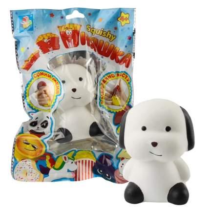 Сквиши М-м-мняшка игрушка-антистресс Собачка 1Toy