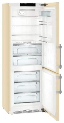 Холодильник Liebherr CBNPbe 5758 Бежевый