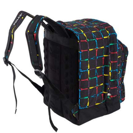 Рюкзак Polar П3821 21,5 л черный