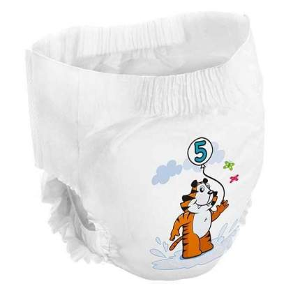 Подгузники-трусики Bambo Nature Pants Junior (12-20 кг) 20 шт