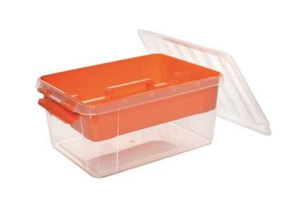 Ящик для хранения Полимербыт ПРОФИ 15л с вкладышем
