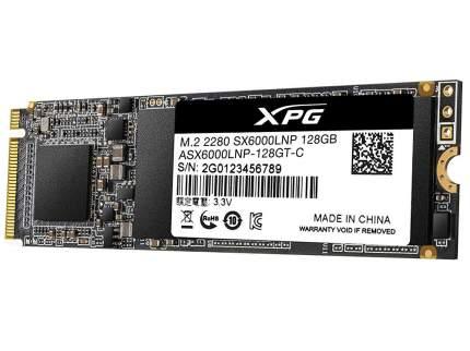 Внутренний SSD накопитель A-Data PCI-E x4 128Gb ASX6000LNP-128GT-C XPG SX6000