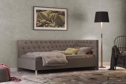Кровать с подъёмным механизмом левосторонняя Hoff Маэстро