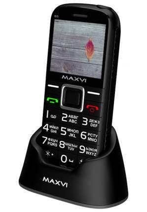 Мобильный телефон Maxvi B5 Black