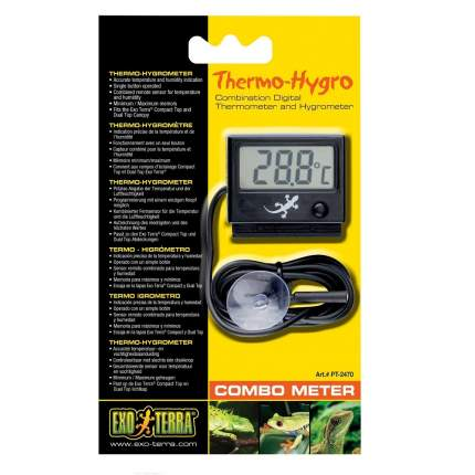 Гидрометр + термометр для аквариума Tunze электронный, внешний, с погружным датчиком