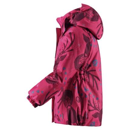 Куртка LASSIE by REIMA Малиновый р.110