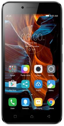 Смартфон Lenovo K5 A6020 16Gb Dark Grey