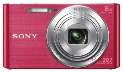 Фотоаппарат цифровой компактный Sony Cyber-shot DSC-W830 Pink
