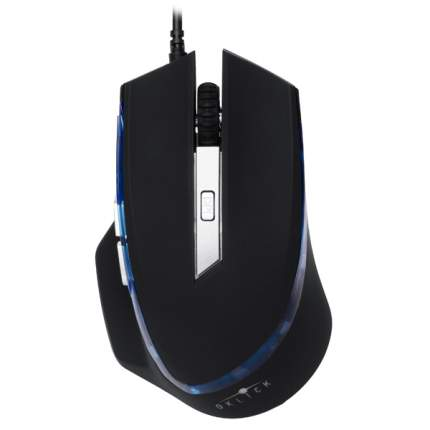 Проводная мышка OKLICK 715G Black