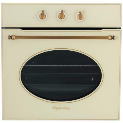 Встраиваемый газовый духовой шкаф KUPPERSBERG SGG 663 C Beige