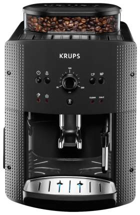 Кофемашина автоматическая Krups Roma EA810B Black