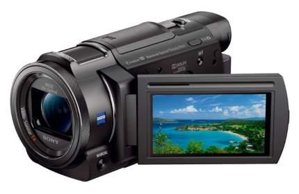 Видеокамера цифровая 4K Sony FDR-AX33 Black