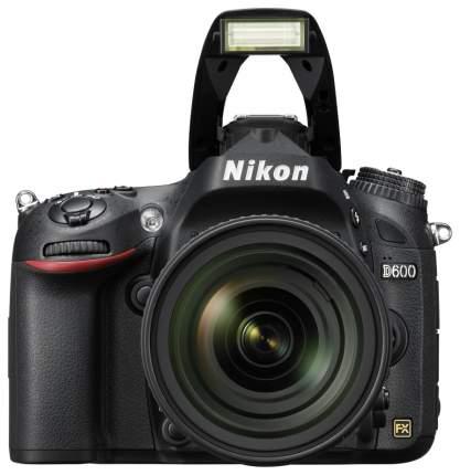 Фотоаппарат зеркальный Nikon D600 24-85 VR Kit Black