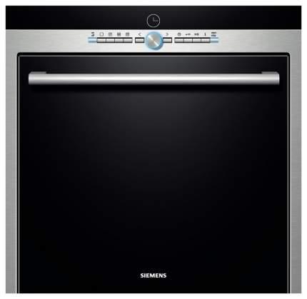 Встраиваемый электрический духовой шкаф Siemens HB78GU570 Silver