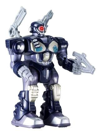 Игрушка-робот Hap-P-Kid Polar Captain 17 см синий