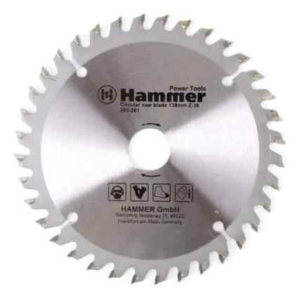 Пильный диск по ламинату  Hammer Flex 205-201 CSB PL (30672)