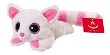 Мягкая игрушка Aurora Юху и его друзья 16-102 Лисица Памми лежачая, 16 см