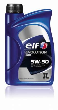 Моторное масло elf Evolution 900 5W-50 1л