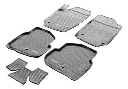 Комплект ковриков в салон автомобиля RIVAL для Mazda (0013802001)