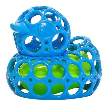 """Oball игрушка для ванны """"уточка"""" голубая"""