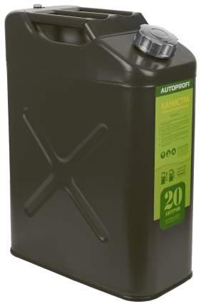 Канистра для бензина Autoprofi KAN-300 20 л 345x455 зеленый