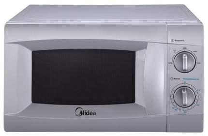 Микроволновая печь соло Midea MM720CKE-S silver