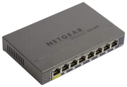 Коммутатор NetGear GS108T-200GES Черный
