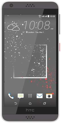 Смартфон HTC Desire 630 dual sim EEA 16Gb Sprinkle White