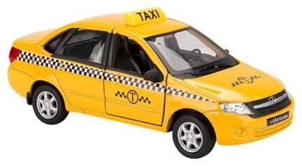 Машинка Welly  43657TI 1:34-39 LADA Granta Такси
