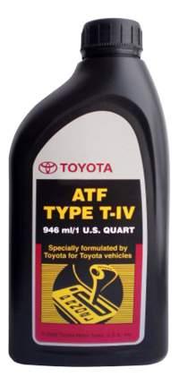 Трансмиссионное масло Toyota 0.946л 00279-000T4