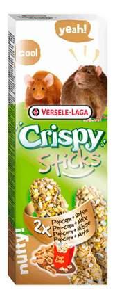 Лакомство для грызунов VERSELE-LAGA Crispy с попкорном и орехами, 110г