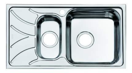 Мойка для кухни из нержавеющей стали IDDIS Arro ARR78SZi77 сталь