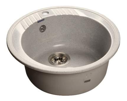 Мойка для кухни из мрамора GranFest Rondo GF-R520 серый