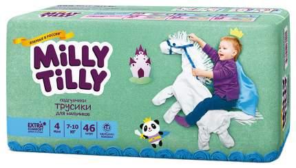 Подгузники Milly Tilly Maxi 4 (7-10 кг), 46 шт.