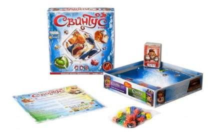Семейная настольная игра Hobby World Свинтус 3D