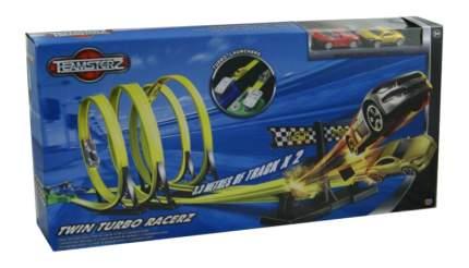 Автотрек Teamsterz Twim Turbo Racerz